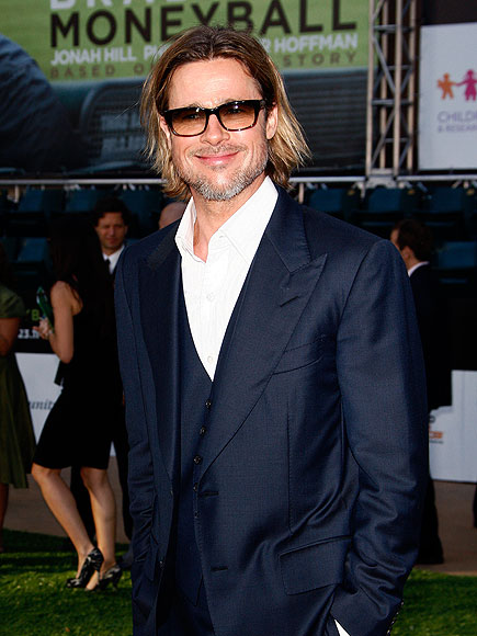 GREENER PASTURES photo | Brad Pitt