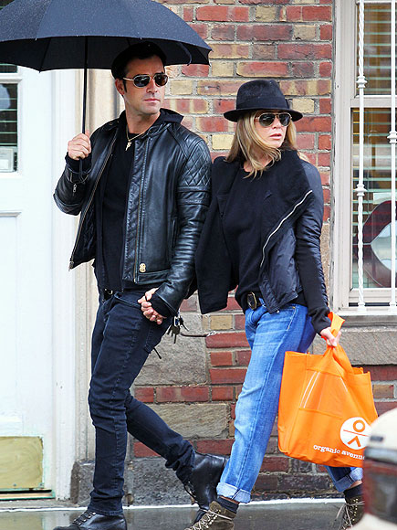 THE COVER-UP  photo | Jennifer Aniston, Justin Theroux