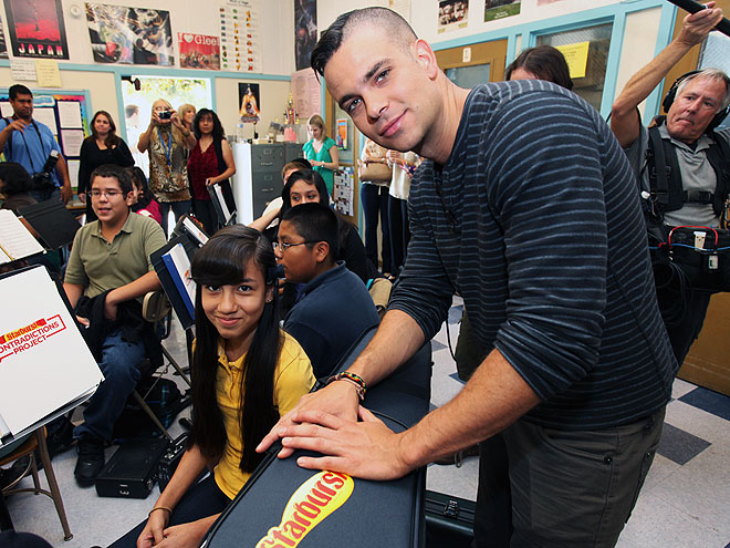 MUSICAL DELIVERY