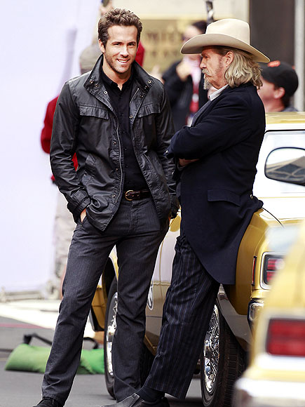 COP OUT photo | Jeff Bridges, Ryan Reynolds