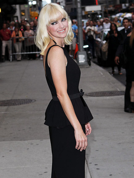 BACK IN ACTION photo | Anna Faris