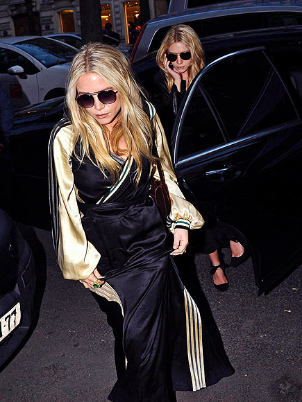 FRENCH DRESSING photo | Ashley Olsen