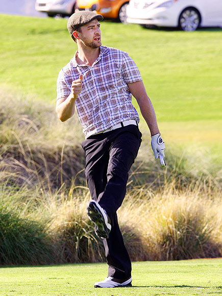 FORE SCORE photo | Justin Timberlake