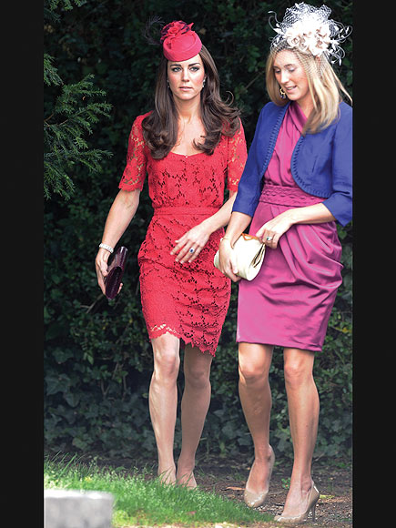 RED HOT photo | Kate Middleton
