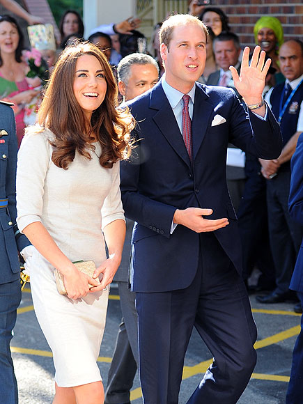 GUESTS OF HONOR photo | Kate Middleton, Prince William