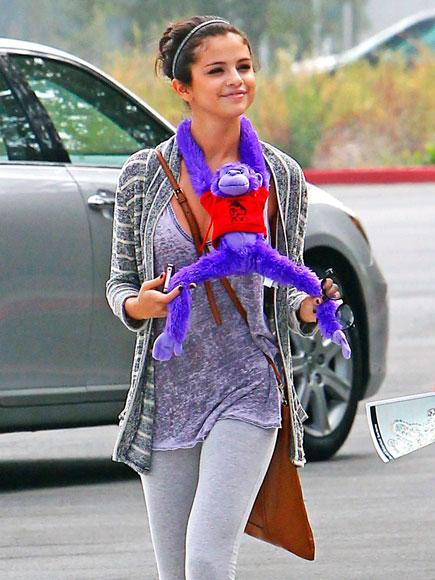 ANIMAL ATTRACTION photo | Selena Gomez