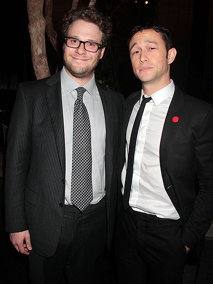 BUDDY UP photo | Joseph Gordon-Levitt, Seth Rogen