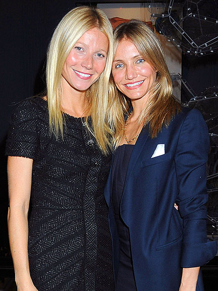 WHERE 'ART' THOU? photo | Cameron Diaz, Gwyneth Paltrow