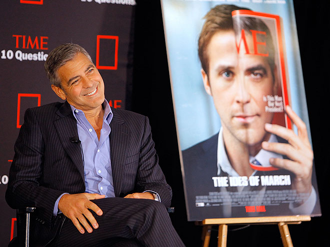 NO LAUGHING MATTER photo | George Clooney