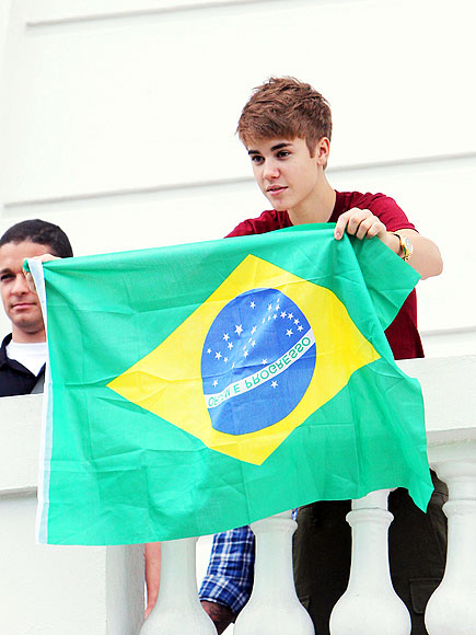 KEEPING IT 'RIO' photo | Justin Bieber
