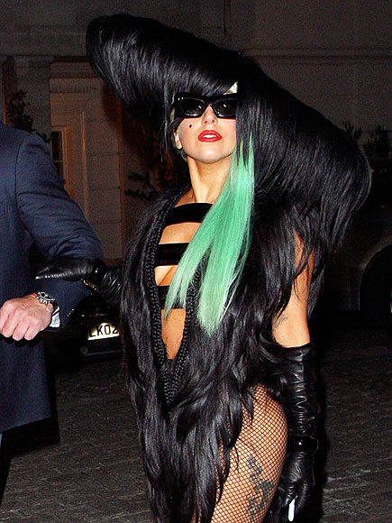 GAMMING IT UP photo | Lady Gaga