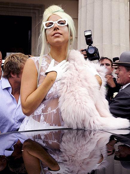 KEEPING IT ETHEREAL photo | Lady Gaga