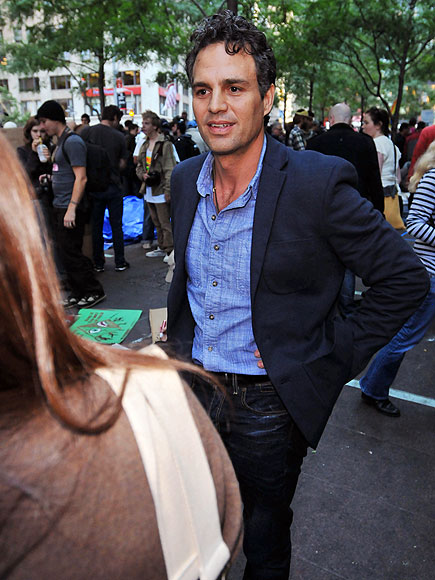 RALLY CALL photo | Mark Ruffalo