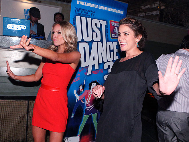 DANCE PARTY photo | Kristin Cavallari, Nikki Reed
