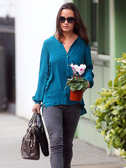 MORNING GLORY photo | Pippa Middleton