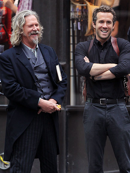 TRIGGER HAPPY photo | Jeff Bridges, Ryan Reynolds