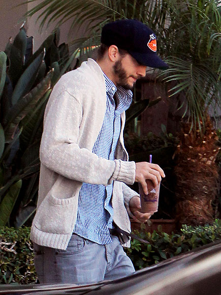 ESPRESSO EXPRESS  photo | Ashton Kutcher