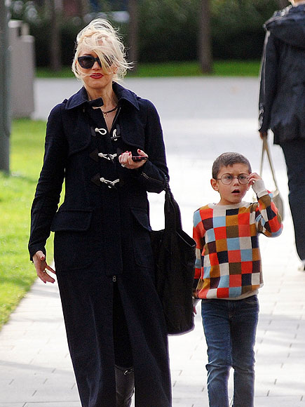 WORN TO SPEC photo | Gwen Stefani, Kingston Rossdale