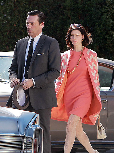 TROPHY WIFE photo | Jessica Pare, Jon Hamm