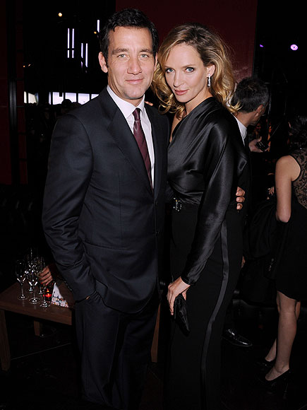 LAUNCH PAD photo | Clive Owen, Uma Thurman