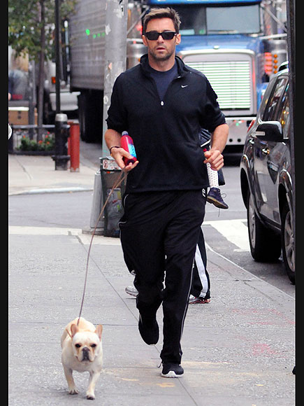 POWER WALK photo | Hugh Jackman
