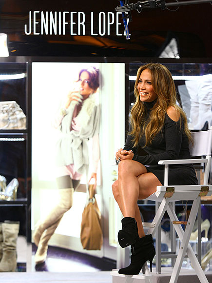 THE HOT SEAT photo | Jennifer Lopez