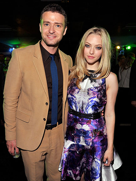 PICTURE PERFECT photo | Amanda Seyfried, Justin Timberlake