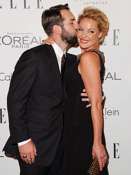 KISSY FACE photo | Katherine Heigl