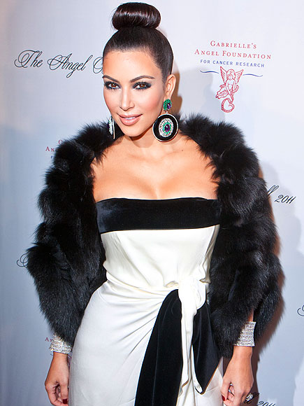 FIERCE & FUR-OCIOUS   photo | Kim Kardashian
