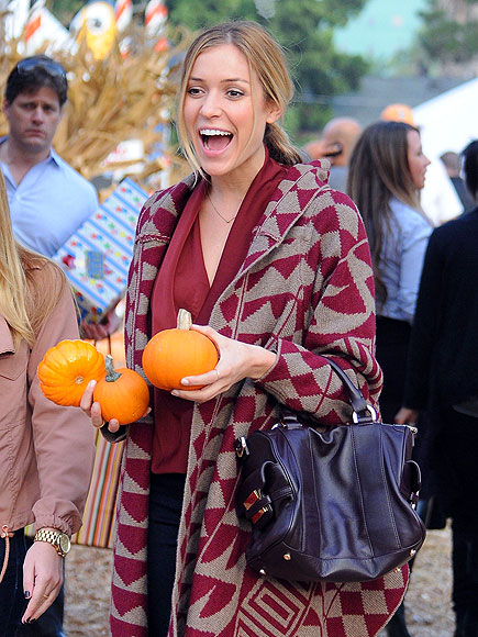 SEASONAL DISPLAY photo | Kristin Cavallari