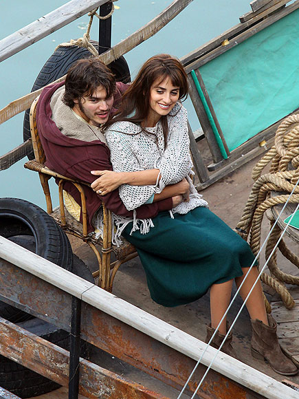 ROCK THE BOAT photo | Emile Hirsch, Penelope Cruz