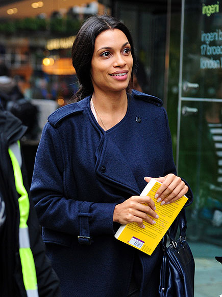 IN THE NAVY photo | Rosario Dawson