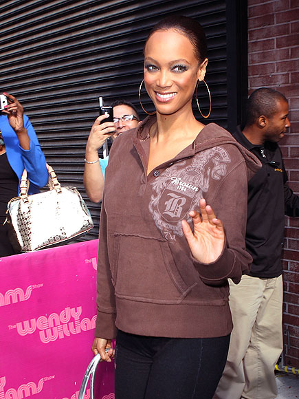 WERK OUT photo | Tyra Banks