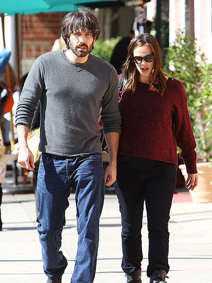 SWEATER SET photo | Ben Affleck, Jennifer Garner