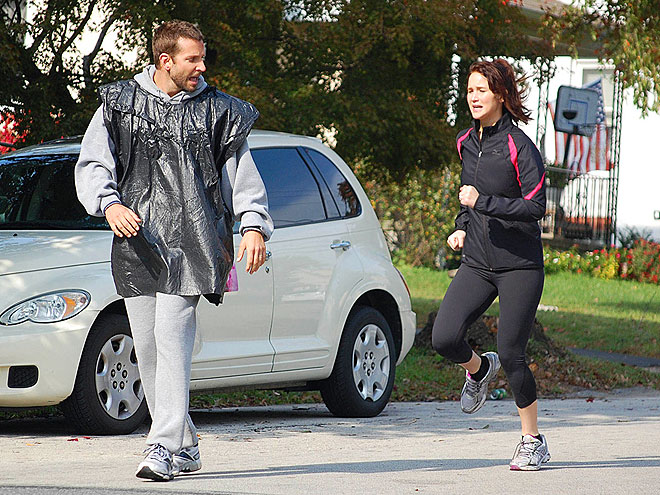 FITNESS FIRST photo | Bradley Cooper, Jennifer Lawrence