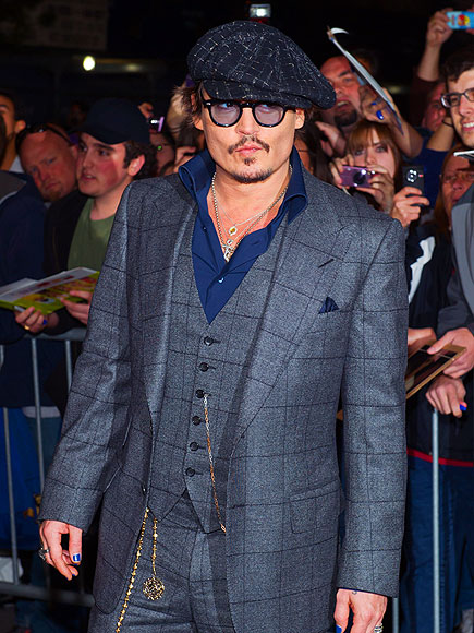HOT SHOT photo | Johnny Depp