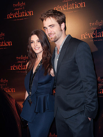 PAIR BONDING photo | Ashley Greene, Robert Pattinson