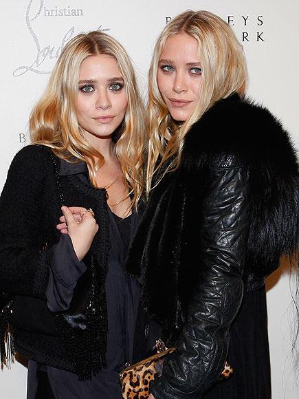 Fashion Forward foto | Ashley Olsen, Mary-Kate Olsen
