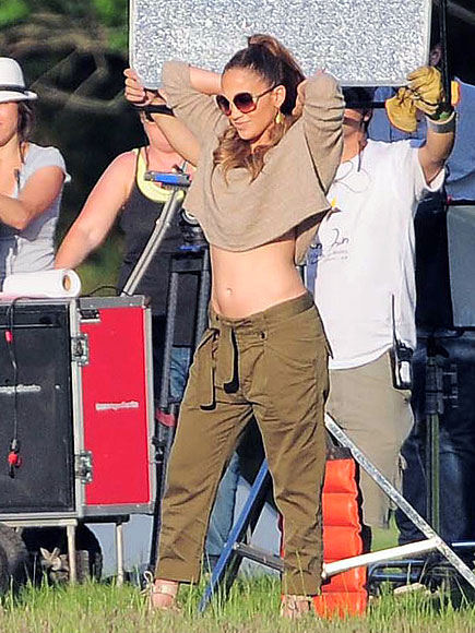 BELLY GOOD photo | Jennifer Lopez