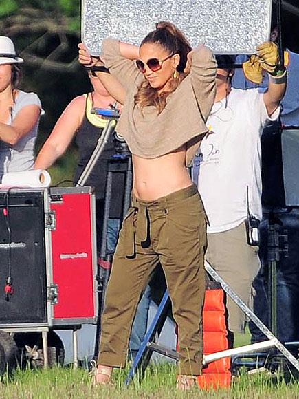 BELLY GOOD photo | Jennifer Lopez
