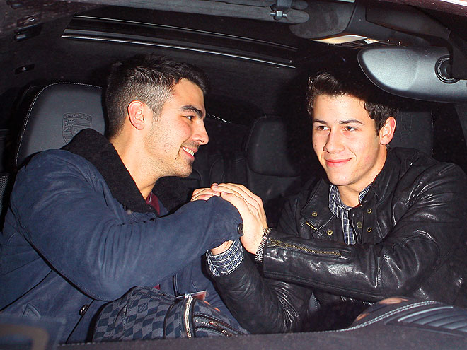 BROTHERLY LOVE photo | Joe Jonas, Kevin Jonas