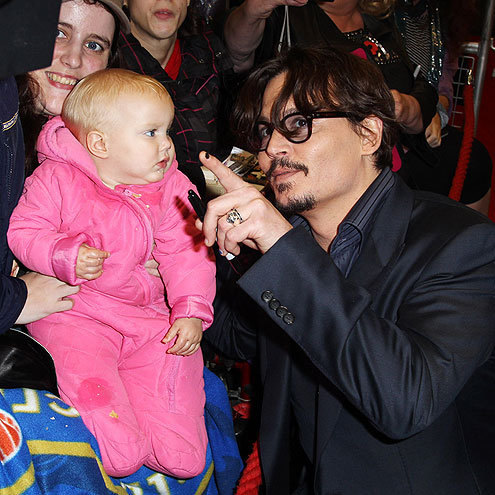 TOT'S ALL!   photo | Johnny Depp