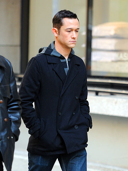 BOY'S IN THE HOODIE photo | Joseph Gordon-Levitt
