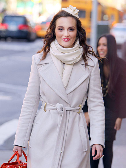 WHITE HOT photo | Leighton Meester