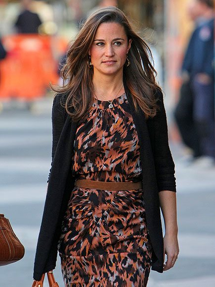 FIT TO PRINT photo | Pippa Middleton