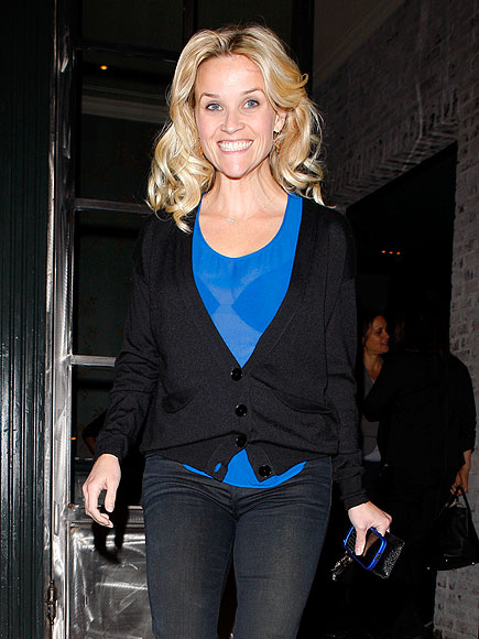 BLACK & BLUE photo | Reese Witherspoon