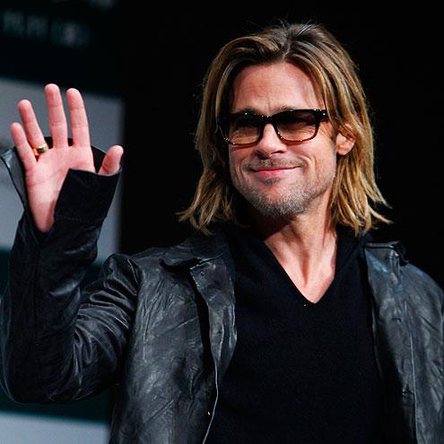 'MONEY' MAKER  photo | Brad Pitt