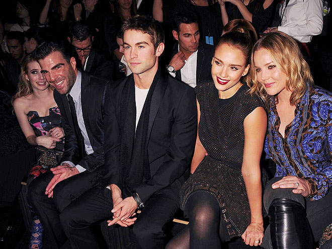 FRONT AND CENTER