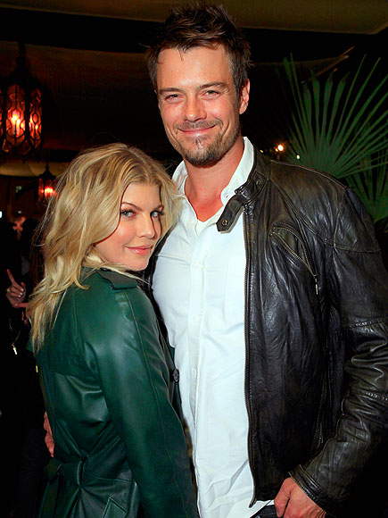 SUPPORT SYSTEM photo | Fergie, Josh Duhamel
