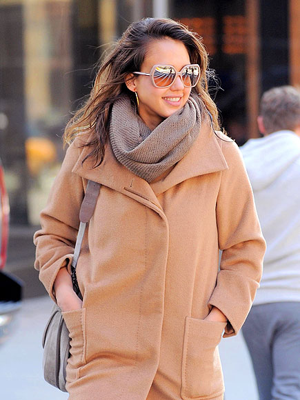 JACKETS REQUIRED   photo | Jessica Alba